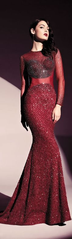 Dany Tabet Couture F/W 2014-2015