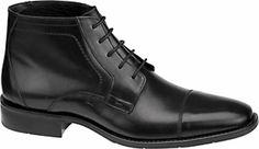 Johnston & Murphy Men's Larsey Cap Toe Riding Boot,Black Italian Calfskin,9 M US - http://authenticboots.com/johnston-murphy-mens-larsey-cap-toe-riding-bootblack-italian-calfskin9-m-us/