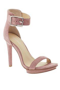 The hottest summer sandals: Calvin Klein rose ankle strap sandals