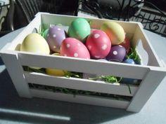 DSCN4832 Happy Easter, Eggs, Apple, Fruit, Breakfast, Easter Ideas, Food, Happy Easter Day, Apple Fruit