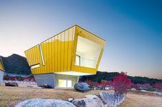 Full Yellow Color Pavillon_2 – Fubiz™