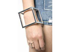 Unique Cube Bracelet - Square Bracelet by KUBZ