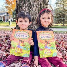 A beautiful, empowering picture book about two sisters who work with their community to effect change, inspired by a true story from the childhood of the author's aunt, Kamala Harris, and mother, lawyer and policy expert Maya Harris.  📸 @rheamendezona