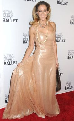 Celebrity fashions at New York City Ballets Fall Gala
