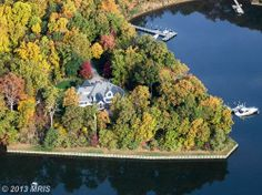 Four-bedroom traditional home in Windfern Forest in Annapolis sold in October for $3.3 million. The 3.6-acre property has a heated waterside pool and gourmet open kitchen, as well as a lower level in the house tricked out with a gym, game room and wet bar. (Anne Arundel County)
