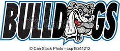 bulldog mascot clipart www.canstockphoto...