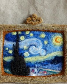 """5 Crafty Ways You Can Recreate """"The Starry Night"""" 
