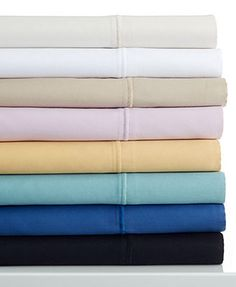 Charter Club Simple Care 300 Thread Count Sheet Sets