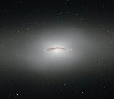 The whirling disc of NGC 4526  This neat little galaxy is known...