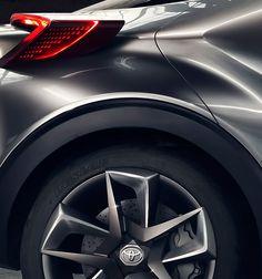 Toyota Concept CHR on Behance