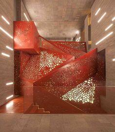 By architects Sergey Mishin and Katya Larina of Studio Mishin