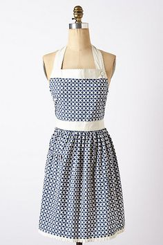 Hattie Apron - anthropologie.com