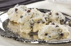 It's All in the Spice: Cheesecake Chipper Cookies