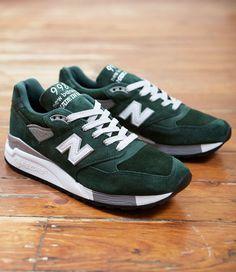 Nice New Balance 998 #sneakers