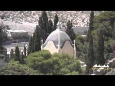 Dominus Flevit Church Mount Olives - The Lord Wept
