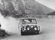 1964 Monte Carlo Rally - Hopkirk/ Liddon - Outright Win!