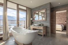 Opening in December NIDUM - Casual Luxury Hotel offers an outdoor pool, an indoor pool, and a Hotel Innsbruck, Design Hotel, Treatment Rooms, Hotels, Luxury Spa, Luxury Accommodation, Modern Room, Cool Rooms