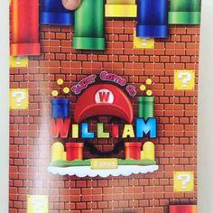 Dê start, pule, conquiste o mundo, porque hoje é dia de Super Game do William! 🎮 Com o Mario e sua turma, a diversão é garantida, nada de game over! #ilovefun #identidadevisual #festa #festafun #festainfantil #convite #convitefun #conviteinfantil #supermario #videogame #mariobros #TopFun