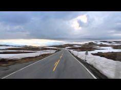 Driving in Norway: Hardangervidda - YouTube