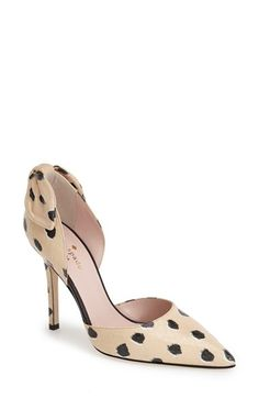 kate spade new york 'lula' pump (Women) available at #Nordstrom