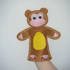 Gordo Gorilla Puppet