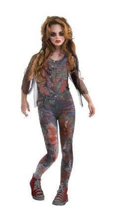 Drama Queens Zombie Dawn Costume Large @ niftywarehouse.com #NiftyWarehouse #Zombie #Horror #Zombies #Halloween