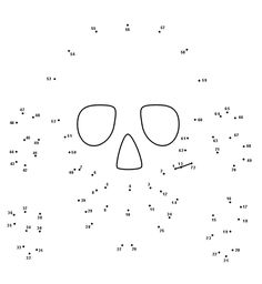 Pirate activities:  FREE Pirate Skull and Crossbones Dot-to-Dot Number Activity Page.
