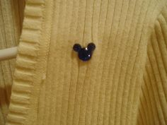 Mouse Ears Lapel Pins for Disney themed Wedding Groomsmen Tietac or Sweater Scatter Pin on Etsy, $5.00