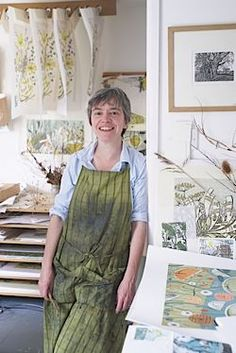 Characterised by motifs of nodding seed pods, grasses and reeds, the work of printmaker Angie Lewin is in demand as never before. Plus, why not come along and meet her at our special reader event?