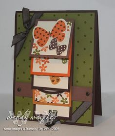 Wickedly Wonderful Creations: Waterfall Card