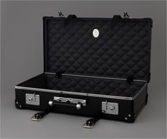 The Stabilist Aluminium case is inspired by the bespoke rifle case Globe-Trotter produced for the latest James Bond film, SKYFALL, starring Daniel Craig.    Limited to just 100 editions globally.   The Stabilist Aluminium case is inspired by the bespoke rifle case Globe-Trotter produced for the latest James Bond film, SKYFALL, starring Daniel Craig.  Limited to just 100 editions globally, this case is one of the most exclusive products in Globe-Trotter's history.  £5,000