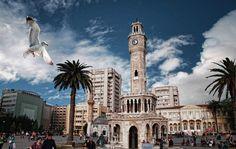 İzmir Tarihi Yerler