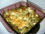 I've made this a few times...it is really good. Low in carbs, high in protein...good for you ingredients.