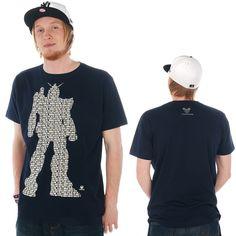 Terratag Asimov T-Shirt Navy