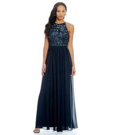 Shop for Vera Wang Beaded Halter A-Line Gown at Dillards.com. Visit Dillards.com to find clothing, accessories, shoes, cosmetics & more. The Style of Your Life.