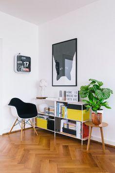 Art of corner.