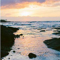 Mauna Lani Bay, Big Island, Hawaii