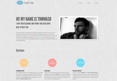 35 Amazing Minimalist Website Layouts web design