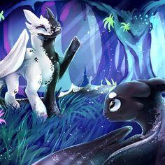 That's freaking weird Httyd Dragons, Cute Dragons, Fantasy Creatures, Mythical Creatures, Hicks Und Astrid, Figurine Dragon, Night Fury Dragon, Dragon Sketch, Toothless Dragon