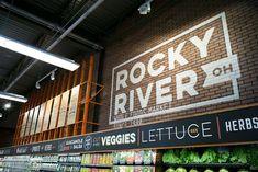 Whole Foods Market, Rocky River Guacamole Salsa, Retail Trends, Retail Solutions, Supermarket Design, Rocky River, Home Gadgets, Signage Design, Whole Foods Market, Retail Space