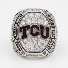2016 TCU Horned Frogs Alamo Bowl Championship Ring