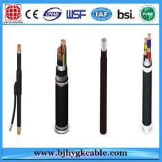 0.6/1kv 4x120mm2 XLPE Insulated, PVC Outer Sheathed Power Cable
