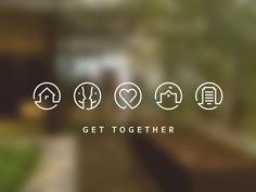 Alliteration Inspiration: Texas & Togetherness / on Design Work Life. in Logo / icons Signage Design, Branding Design, Logo Design, Web Design, Icon Design, Alliteration, Best Icons, Ui Design Inspiration, Design Ideas
