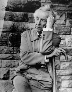 """Ask any ten people on the street to name an architect — any architect, living or dead — and chances are pretty good that most would reply, """"Frank Lloyd Wright.""""    Read more: http://life.time.com/culture/frank-lloyd-wright-photos-of-an-american-genius-and-his-works/#ixzz2AC5rJwlO"""