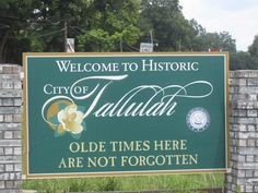 Tallulah, LA  This was my home for 22 years!  What a wonderful little village to grow up in.  I am now 68 years old and think back to all the people who taught, loved and cared for me beside my parents.  I have been truly blessed.