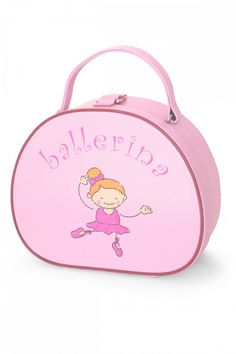 8e753d1aaf231 Roch Valley Vanity Case with Katy Motif £9.95 from Dancewear Central Dance  Bags, Dance