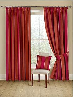 Curtains (Living Room)