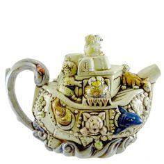 Harmony Kingdom Yt42hk Ark Teapot Figurine