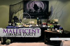Look by Liz Lewis: For the Grownups: Host Your Own Maleficent Mocktai...