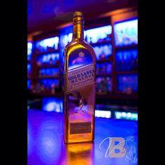 Johnnie Walker Gold Reserve.  #VanessasBistro2 #WalnutCreek #JohnnieWalker #Bar #Cocktails #Gold